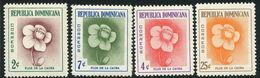 Dominican Republic 1957 Mahogany Flower Unmounted Mint. - Dominican Republic