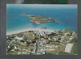 CP (29) Santec  - Le Dossen Et Ile De Sieck - France