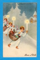 Natale Noel Weihnachten Christmas Angeli Anges Engeln Angels Jouets - Angeli