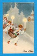 Natale Noel Weihnachten Christmas Angeli Anges Engeln Angels Jouets - Anges