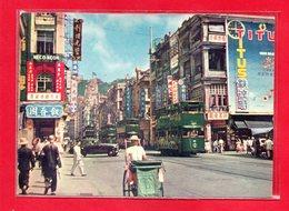 HONG KONG-CPSM HONG KONG - TRAMWAY - China (Hong Kong)