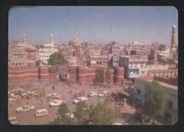 Yemen Picture Postcard A Iandscape Of Sana'a City View Card - Yemen
