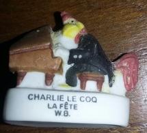 Fève  CHARLIE LE COQ   MAT A42 - Strips