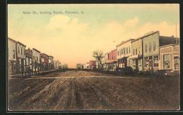 CPA Remsen, IA, Main St., Looking South - Etats-Unis