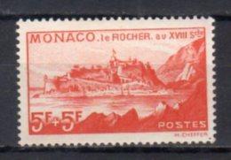 Monaco N° 194 Luxe ** - Nuevos