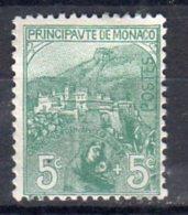 Monaco N° 28 Luxe ** - Ongebruikt