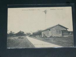 TOURNAN /  CHATRES     1910   LE LAVOIR       ....  EDITEUR - Tournan En Brie