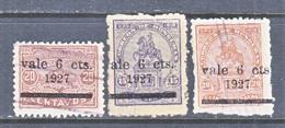 HONDURAS   240, 242-3   (o) - Honduras