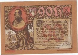 Austria 90 Heller 31-12-1920, St. Johann (Tirol) 1252f UNC - Austria