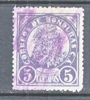 HONDURAS   O 84   (o) - Honduras
