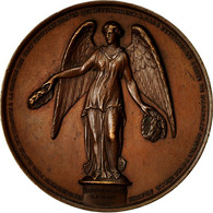 Algeria, Médaille, Louis Philippe Ier, Bataille De Mazagran, 1840, Caqué - Other