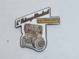 Pin's L ECHANGE STANDARD PAR RENAULT - Renault