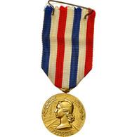 France, Honneur Des Chemins De Fer, Médaille, 1957, Excellent Quality, Guiraud - Militaria