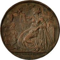 Belgique, Médaille, 25 ème Anniversaire Du Roi Léopold Ier, 1856, TTB+ - Belgique