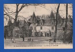 Plestin Le Greves Chateau De Lesmaes  (Tres Tres Bon état) Y Ti 1184 ) - Plestin-les-Greves