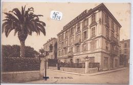 MONACO- HOTEL DE LA PAIX- LA PERGOLA - Cafés & Restaurants
