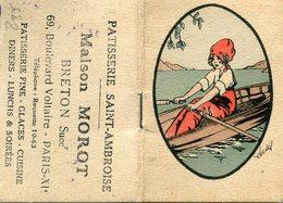 CALENDRIER 1921 - Petit Format : 1921-40