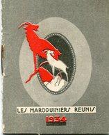 CALENDRIER 1934 - Petit Format : 1921-40