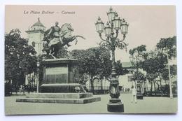 La Plaza Bolivar, Caracas, Venezuela - Venezuela