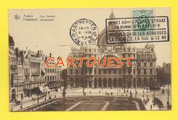 ANVERS Antwerpen -  Antwerp Gare Centrale 1931 - Antwerpen