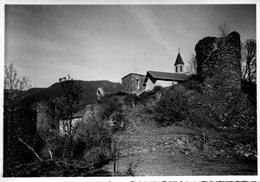 Photo R. Bertrand - Albertville - Clocher Et Ruines - Lieux