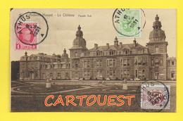 Houyet - Château Royal D'Ardenne - Façade Sud 1931 - Houyet