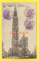 ANVERS - Flèche De La Cathédrale - Hauteur 123 Mètres - Antwerpen