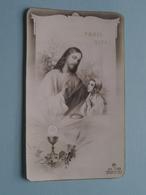 H. Communie ( André PIETERS ) I/d Kapel St. Laurentius LOKEREN Op 2 Juni 1952 ( Details - Zie Foto ) ! - Communion