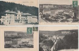 18 / 6 / 377  -  LOT DE  11CP  DE  BAGNOLES  DE  L'ORNE  ( 61 )  Toutes Scanées - Postcards