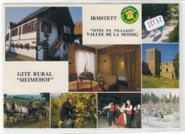 """CPM GF -28538 - 67 - Irmstett - Multivues Gite Rural """" Heimehof""""-Envoi Gratuit - Sonstige Gemeinden"""