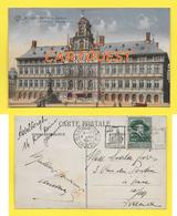 Anvers - Antwerp  Hôtel De Ville Colorisé 1930 - Antwerpen