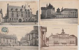 18 / 6 / 379  -  LOT  DE  8  CPA  D' ALENÇON  ( 61 ) Toutes Scanées - Postcards