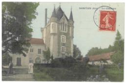 01 Dortan, Le Chateau. Carte Animée Inédite  (3926) - Autres Communes