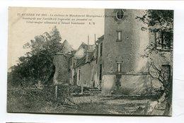 CPA  51  :   MONDEMENT  Château   A   VOIR  !!!! - Other Municipalities