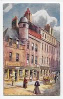 Aberdeen - Byron's House - Tuck Oilette 6678 - Aberdeenshire