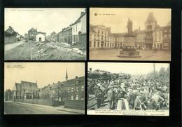 Beau Lot De 60 Cartes Postales De Belgique     Mooi Lot Van 60 Postkaarten Van België  - 60 Scans - Postales