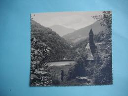 PHOTOGRAPHIE GRAND FORMAT - Environs De LUCHON  - 31  -  Chapelle St Aventin - 1964 -  12,5  X 14  Cms  -  Hte Garonne - Places