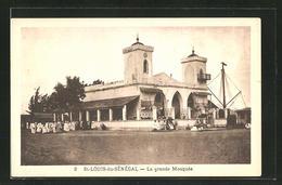 AK St-louis-du-Senegal, La Grande Mosquee - Senegal