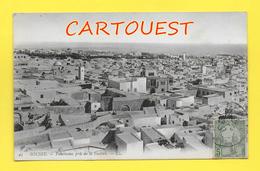 CPA Tunisie Sousse Panorama Pris De La Casbah  1907 - Tunisie