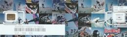 Poland - Red Bull Mobile (standard, Micro, Nano SIM) - GSM SIM  - Mint - Poland