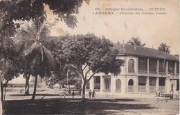 GUINEE - CONAKRY - Direction Des Travaux Publics - Guinea-Bissau