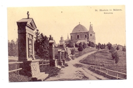 BÖHMEN & MÄHREN - BISTRITZ Am Hostein / Bystrice Pod Hostyn, Kreuzweg St. Hostein, 1913 - Böhmen Und Mähren