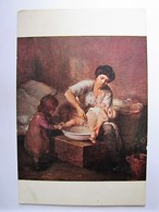 ARTS - TABLEAU - M. LOFREDO - Ablutions Matinales - Pintura & Cuadros