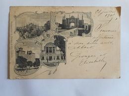 CPA PERSE IRAN 1905 Editeur Herausgeber Fischer TEHERAN - Iran