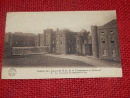 JOLIMONT  - Institut Des Soeurs De N.D. De La Compassion - Vue D'ensemble  Des Bâtiùents En 1919 - La Louvière