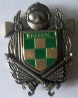 INSIGNE SAPEURS POMPIERS BRASSAC - Firemen