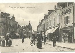CHATEAUROUX.  Rue Saint Luc. - Chateauroux