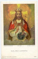 Devotie - Heilige Missie Paters Redemptoristen Te Izegem 1953 - Unclassified