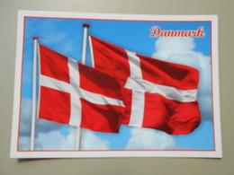 DANEMARK DANMARK DANNEBROG - Danemark