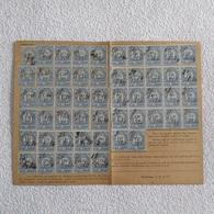 OTTERSTHAL 1926 CRT28 - Alsace-Lorraine